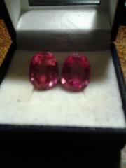 драгоценные камни-Рубины