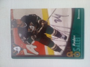 Хоккейная карточка
