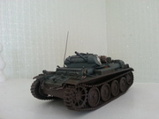 Танк Т-2 Д ( Pz-2 D) Польша 1939 год (Polska 1939).