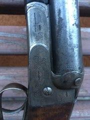 Коллекционное охотничье ружье